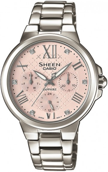 Casio Sheen Swarovski Edition SHE-3511D-4A