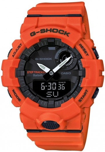 Casio G-Shock Bluetooth GBA-800-4A
