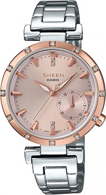 Casio Sheen Swarovski Edition SHE-4051SG-4A
