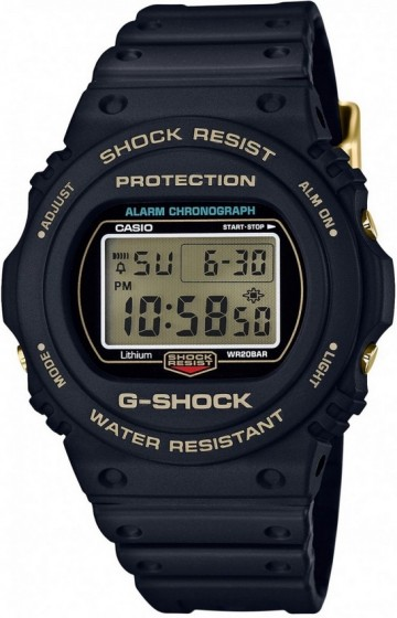 CASIO G-SHOCK 35th Anniversary Limited Edition DW-5735D-1B