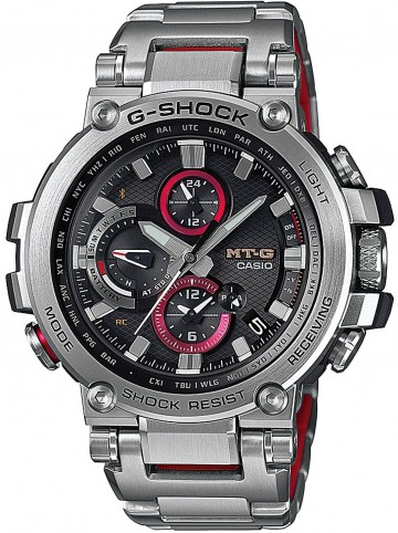Casio G-Shock Bluetooth Solar MTG-B1000D-1A