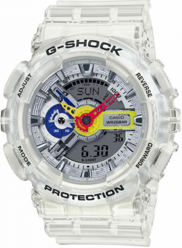 Casio G-Shock A$AP Ferg Limited Edition GA-110FRG-7A