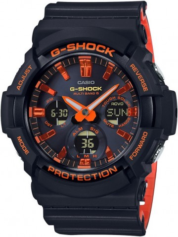 Casio G-Shock Special Color GAW-100BR-1A