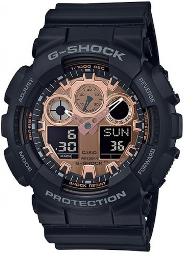 Casio G-Shock GA-100MMC-1A