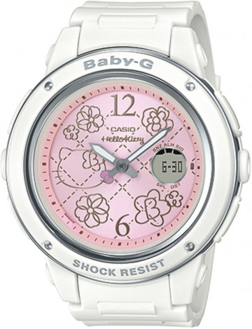 Casio Baby-G Hello Kitty Limited Edition BGA-150KT-7B