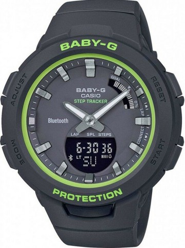 Casio Baby-G Bluetooth BSA-B100SC-1A