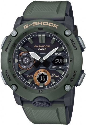 Casio G-Shock GA-2000-3A