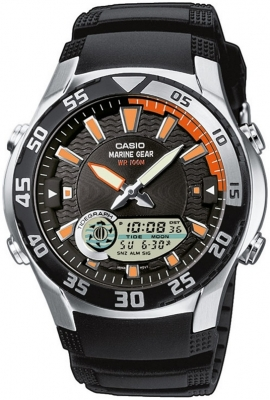Casio Outgear AMW-710-1A