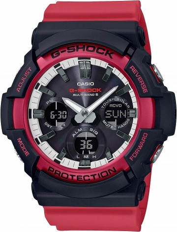 Casio G-Shock Wave Ceptor Solar GAW-100RB-1A