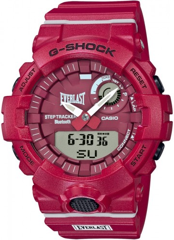 Casio G-Shock Everlast Limited Edition GBA-800EL-4A