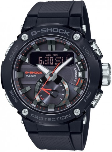Casio G-Shock Wave Ceptor Solar Bluetooth GST-B200B-1A