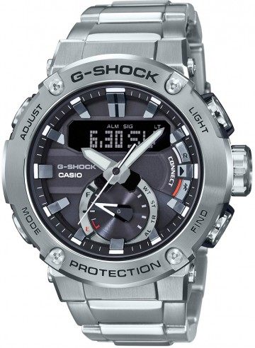 Casio G-Shock Wave Ceptor Solar Bluetooth GST-B200D-1A