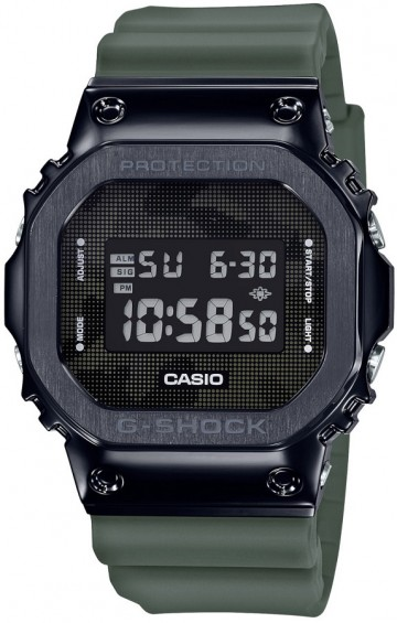 CASIO G-SHOCK GM-5600B-3E