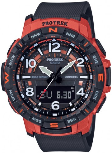 Casio Pro Trek Bluetooth PRT-B50-4E