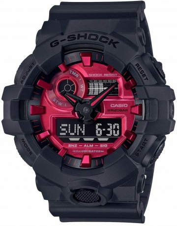 Casio G-Shock Special Color GA-700AR-1A