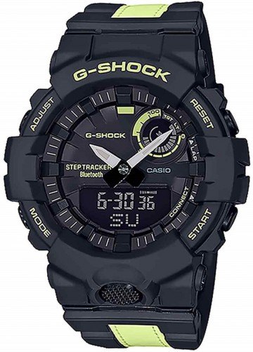 Casio G-Shock Bluetooth GBA-800LU-1A1