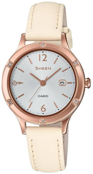 Casio Sheen Swarovski Edition SHE-4533PGL-7A