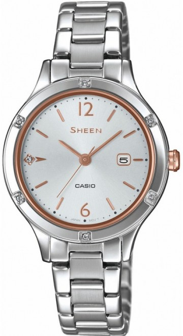Casio Sheen Swarovski Edition SHE-4533D-7A