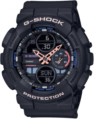 Casio G-Shock GMA-S140-1A
