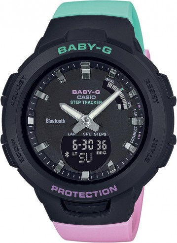 Casio Baby-G Bluetooth BSA-B100MT-1A