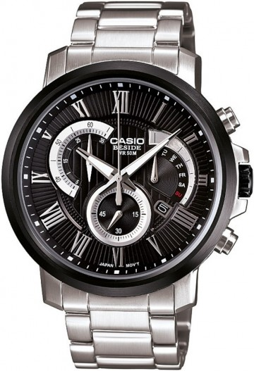 Casio Beside Chronograph BEM-506CD-1A
