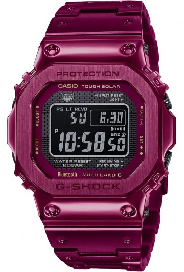 CASIO G-Shock Bluetooth Solar GMW-B5000GD-4E