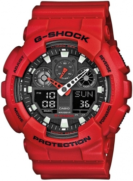 Casio G-Shock GA-100B-4A