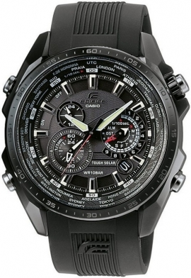 Casio Edifice Solar EQS-500C-1A1